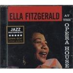 Fitzgerald Ella: At The Opera House CD