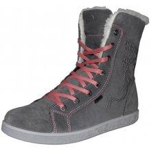 Imac dívčí zimní obuv PZ7-I2210z21 šedá