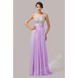 d054c8551 Společenské šaty dlouhé fialové CL6110 alternativy - Heureka.cz