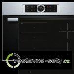 Set Bosch CDG634BS1 + PXE675DC1E