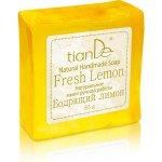 """tianDe přírodní ručně dělané mýdlo """"Osvěžující citron"""" 85 g"""