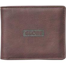 Globe peněženka Corroded II Wallet Brown 16 17