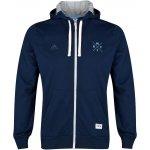 Adidas Real Madrid mikina s kapucí