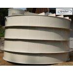 ApoPlast Retenční nádrž samonosná kruhová - 12m3