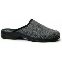 INBLU PO000055 šedá, pánská domácí obuv