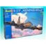 Plastic Kit letadlo 04297 B17 F Memphis Belle 1:48