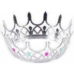 Stříbrná korunka princezna