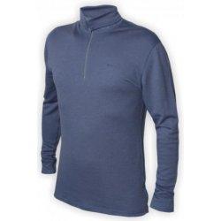 Jitex Kles 930 THS pánské triko rolák dlouhý rukáv Merino vlna modrošedá 5fe00ca1f4