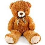 Rappa plyšový medvěd 90 cm hnědý