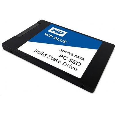 "WD 500GB, 2,5"", SATAIII, WDS500G1B0A"