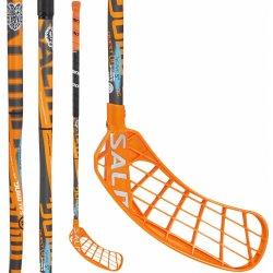 fa42c56c4d1 SALMING Quest2 KickZone TipCurve 5° florbalová hokejka - Nejlepší ...
