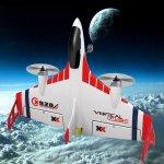 RCobchod FIGHTER X520 VTOL RC letadlo s GYRO stabilizací