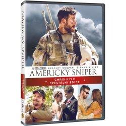 Americký Sniper - Speciální edice DVD