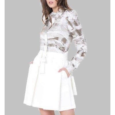 Gianfranco Ferre sukně bílá