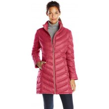 Calvin Klein Chevron-Quilted Packable Down Coat