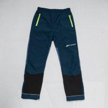 625bdd2f7d3 WOLF Chlapecké šusťákové kalhoty zateplené B2874 Petrol