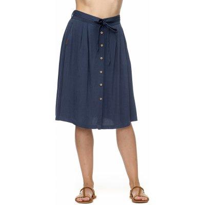 Ragwear Lejla 2010 sukně denim blue