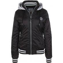 Authentic Style černá Dámská zimní bunda