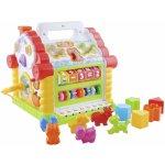 Huile Toys 4506 multifunkční domeček se zvuky