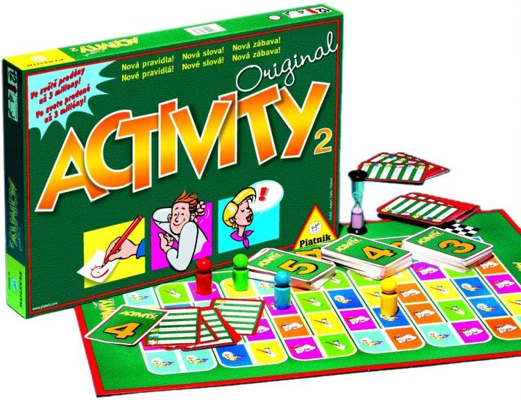 Piatnik Activity: Original 2 - 0
