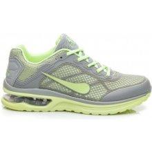 Rapter Běžecké zeleno-šedé tenisky