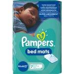 Hygienické podložky na přebalovaní  Pampers