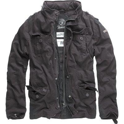 Brandit Britannia jacket černá