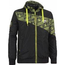 Altisport Drean-J AljS16064 chlapecká softshellová bunda černá