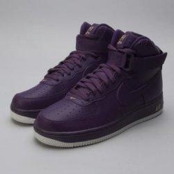 super popular 4cbe4 79fd5 Nike Air Force 1 High  07 night purple   night purple