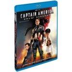 Captain America: První Avenger BD