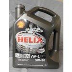 Shell Helix Ultra Professional AV-L 0W-30, 1 l