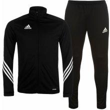 Adidas Sereno Tracksuit dětské Boys Black White