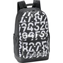 Adidas BP AOP DAILY černý CF6826 23l