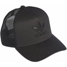f89961e9113 Adidas Trefoil Trucker Hat Black