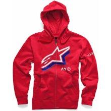Alpinestars mikina HALOGEN red