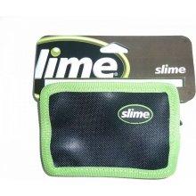 HAVEN peněženka TEEGER černo/zelená
