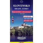 Slovensko-Hrady a zámky 1:50