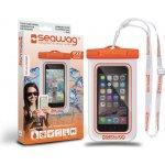 Pouzdro SEAWAG Voděodolné telefon oranžové