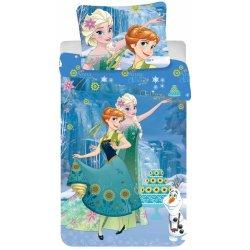 Jerry Fabrics Povlečení Frozen Cake bavlna 140x200 70x90
