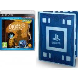 Hra a film PlayStation 3 Wonderbook: Diggs Nightcrawler