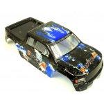 12689 Karoserie Truck černo-modrá EVO 4M