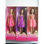 Mattel Barbie v třpytivých šatech