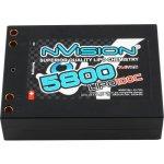 nVision LiPol Factory Pro 5800mAh 7.4V 100C Tubes