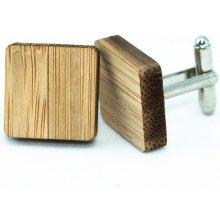 TimeWood dřevěné manžetové knoflíčky