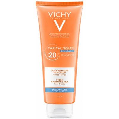Vichy Capital Soleil mléko Beach SPF20 300 ml