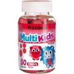 Weider Multi Kids 50 bonbónů třešeň