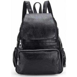 GIL bags kožený batoh GB2001 01 černý alternativy - Heureka.cz 85028f1be0