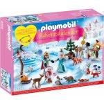 Playmobil 9008 Adventní kalendář Princezna krasobruslařka v zámeckém parku