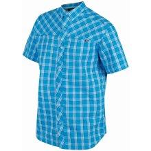 7a2771bc15d1 Regatta Pánská košile Honshu III 3FN Modrá