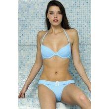 JANE P5 dvoudílné plavky modrá